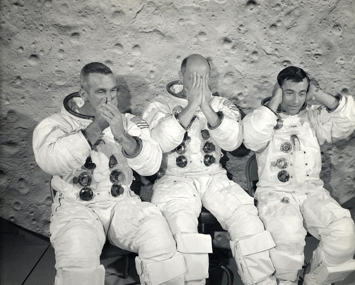 What Really Happened When Apollo 10 Heard Music in Space?