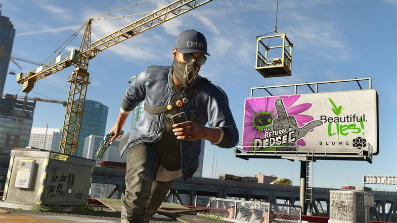 Watch Dogs 2 Will Deliver More Hacking Experiences