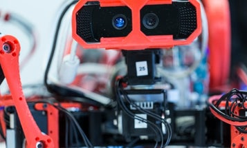 Siemens Created Spider Bots That 3D Print