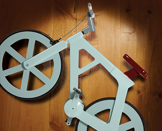 2013 Invention Awards: Cardboard Bike