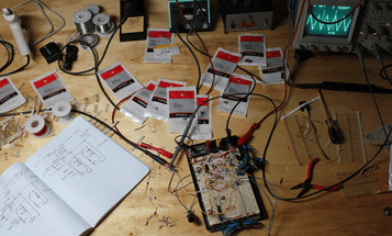 Sponsored Post: Radioshack Music Maker DIY Project