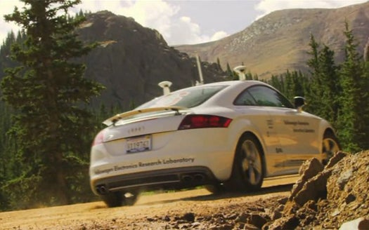 Google Lobbies Nevada to Be The First State to Allow Autonomous Cars