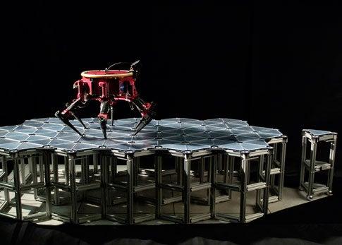 Meet Lemur IIa, the Autonomous Space Handyman Robot