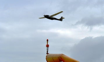 Burning Liquid Hydrogen For Fuel, Navy Drone Flies For 48 Hours Straight