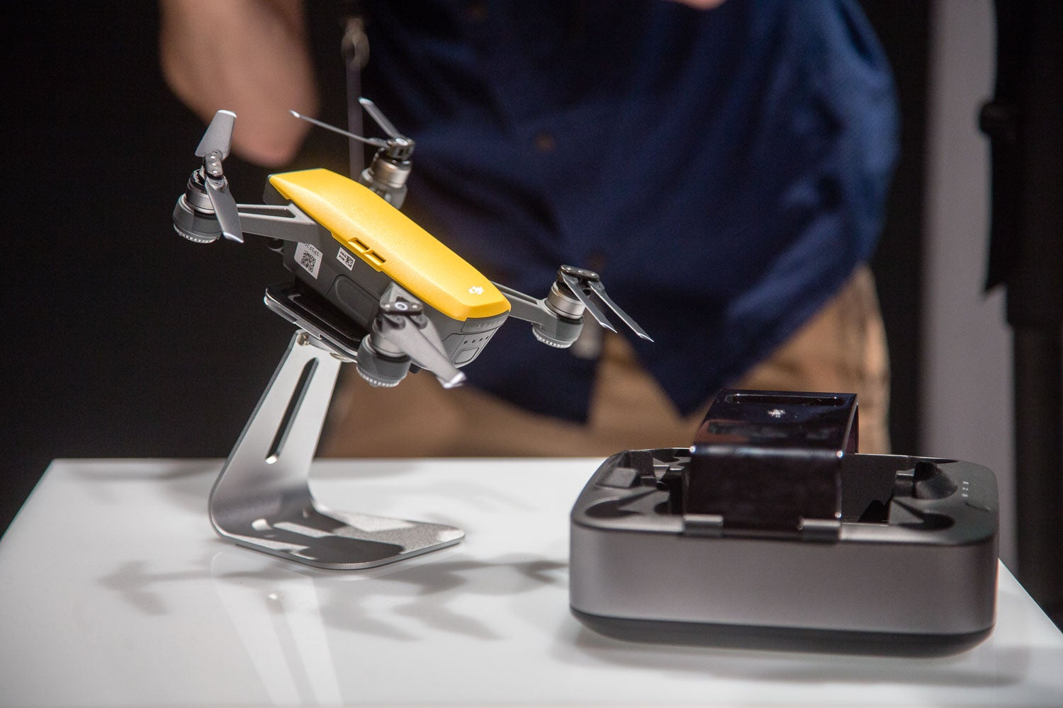 The DJI Spark drone might actually be simple enough for the average person
