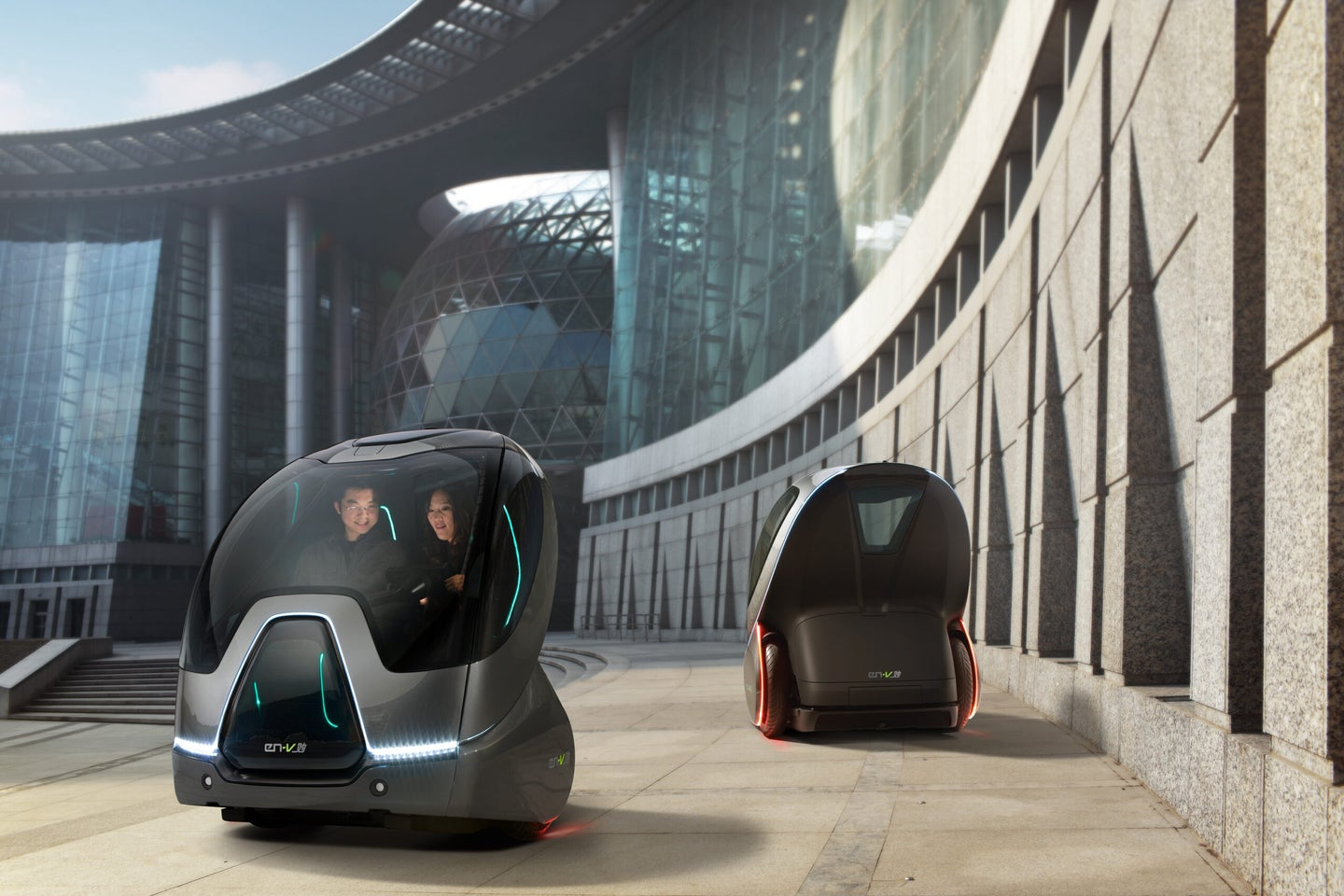 GM Presents Your Future Two-Wheeled Electric Ride for the City