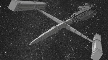 The Ao-Shun Spacecraft
