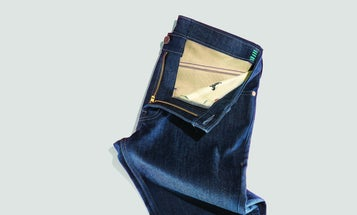 Jeans That Won't Let You (Or The Planet) Get Dirty