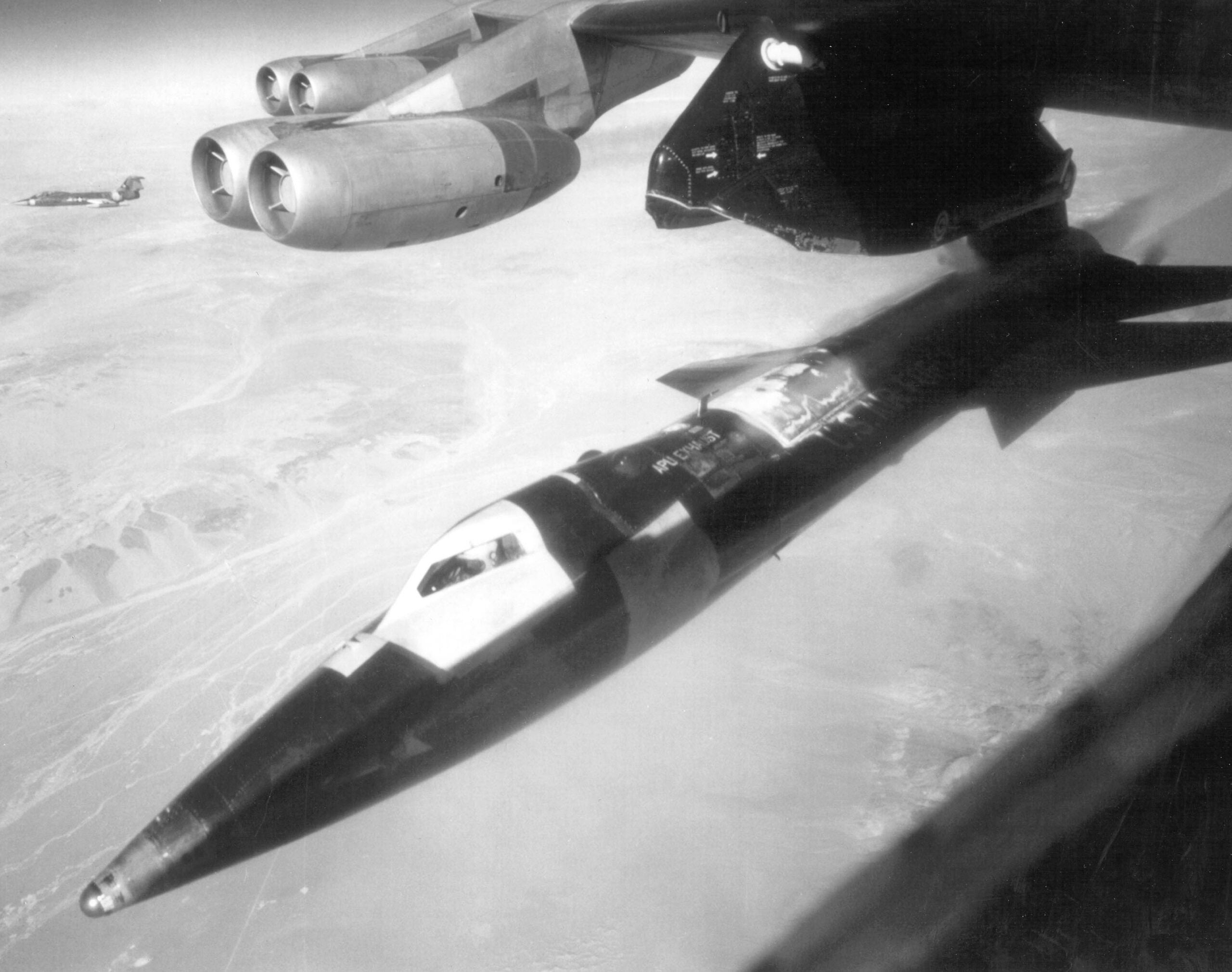 Genesis of the X-15 Rocket Plane