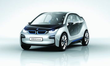 BMW Enters World of Electric Cars With New Plug-In Vehicles