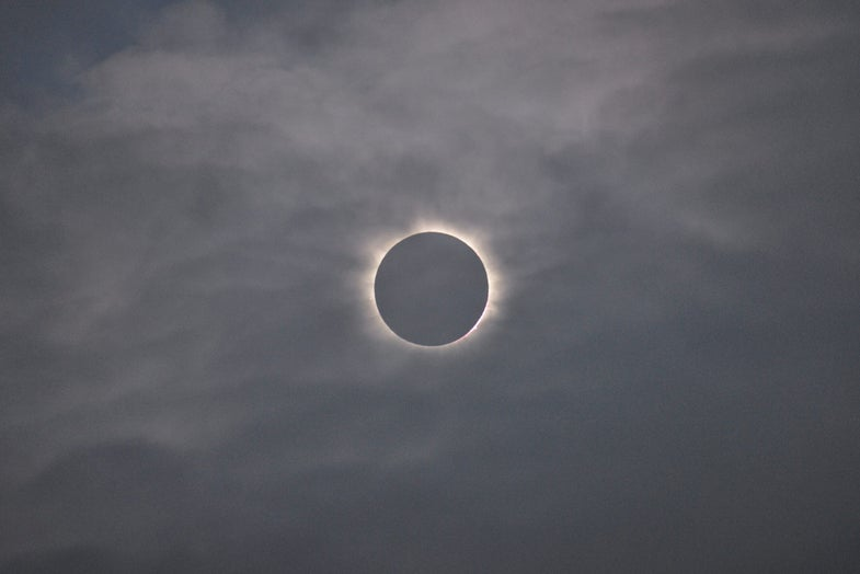 Amazing Views From This Morning's Total Solar Eclipse