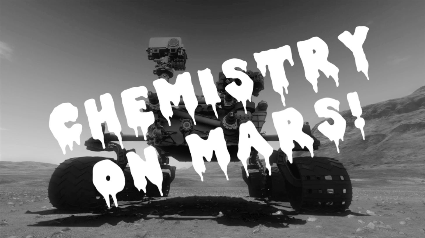 Video: A Retro-Sci-Fi Tour of Mars Rover Curiosity's Awesome Chemistry Lab