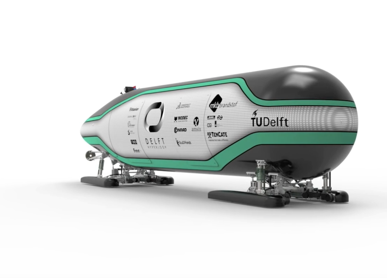 The Hyperloop Competition Is Happening This Weekend In Texas