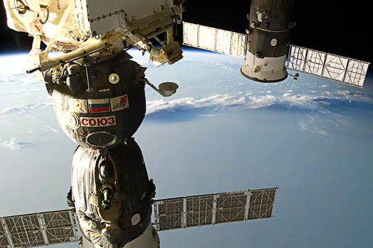 Video: A Timelapse View Of Earth From The ISS