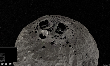 Visit The Asteroid Vesta Without Leaving Your Home