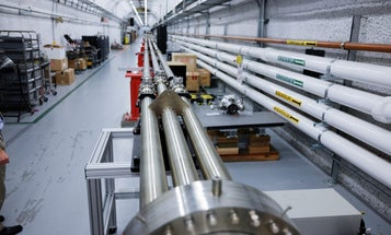Inside The X-Ray Laser That Can Recreate A Star's Core