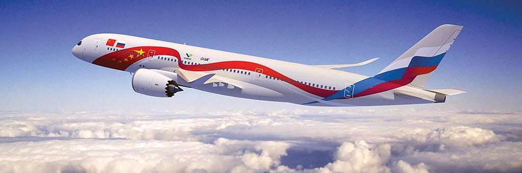 China And Russia Join Forces To Build New Jumbo Jet