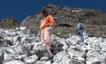 Aspiring Peruvian Geoengineer Begins Project to Whitewash Andes Peaks, Hoping to Slow Glacier Melt