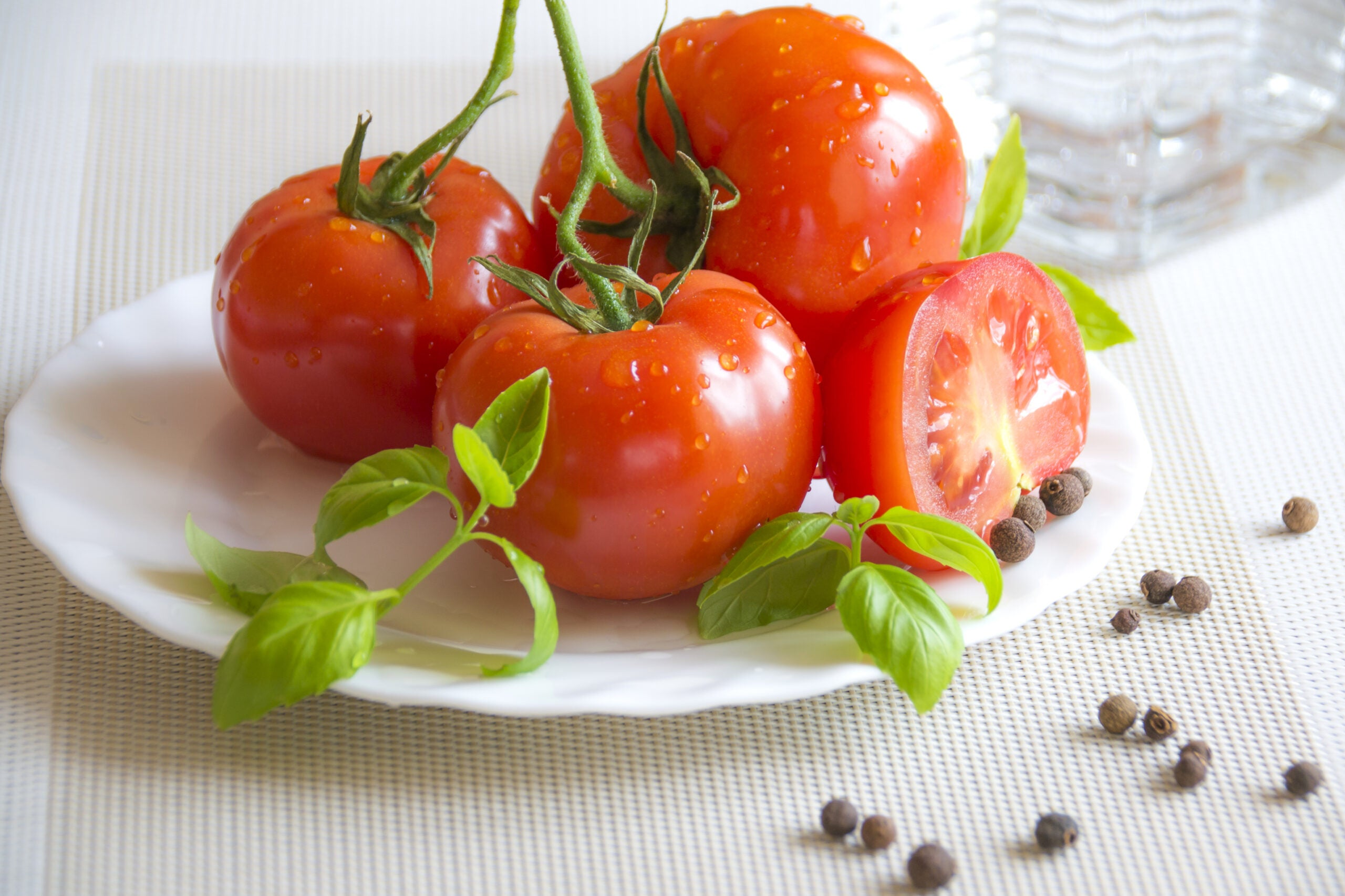 Scientists tweaked natural mutations to create a better tomato