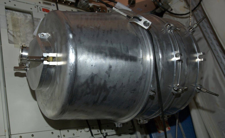 BigPic: What Is This 'Vital Equipment' On The International Space Station?
