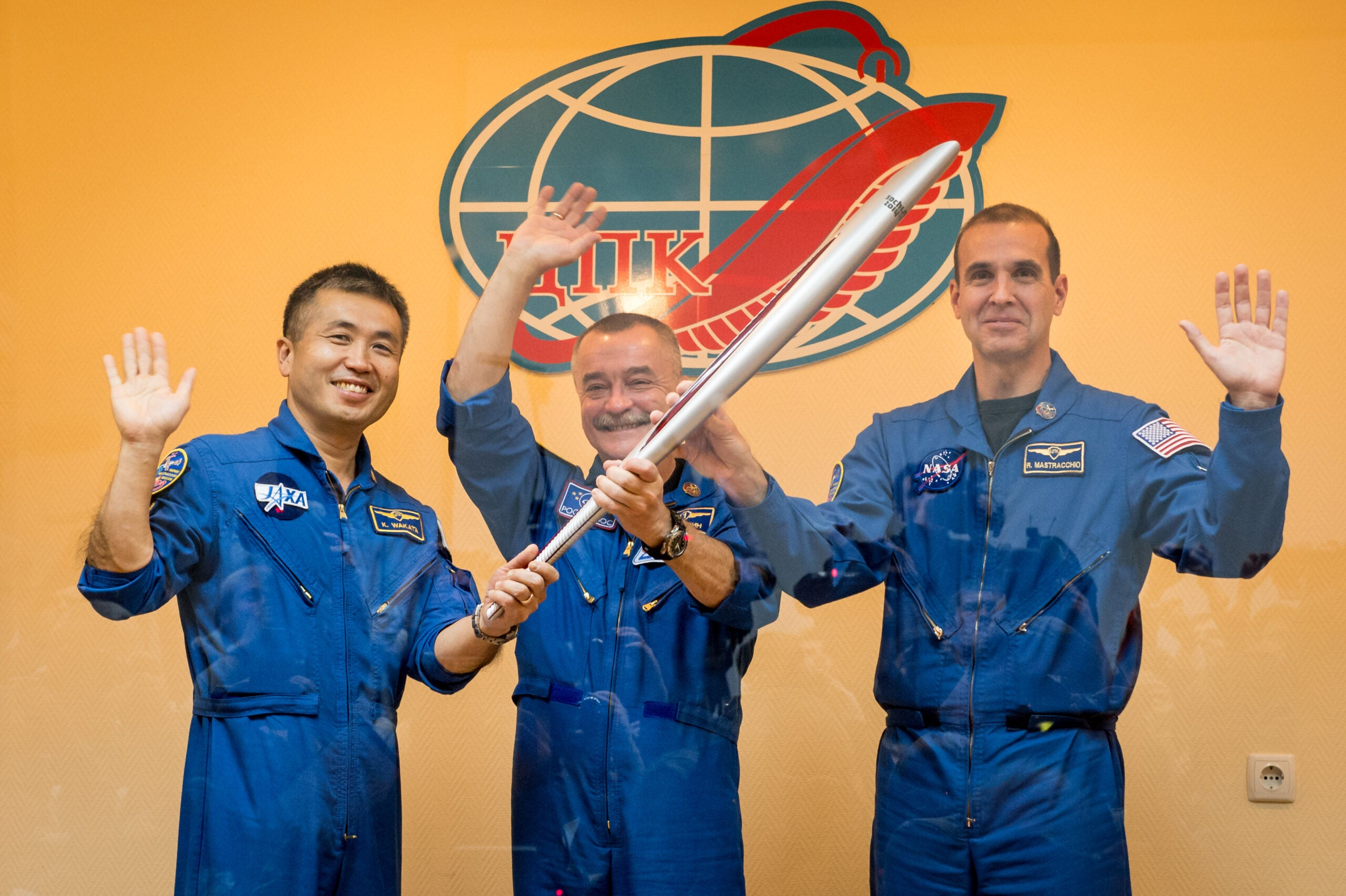 Watch The Next Soyuz Launch To The ISS At 11:14 EST Tonight