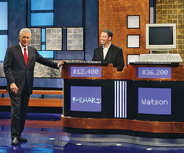 A Supercomputer Takes on Jeopardy
