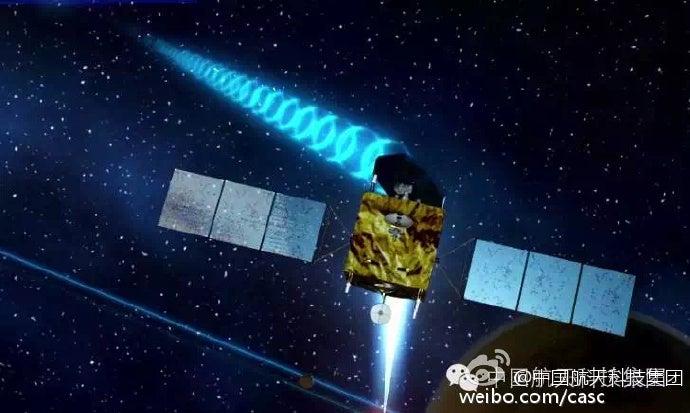 China X-ray Pulsar navigation XPNAV-1