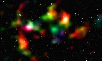 Hubble Maps Matter of Universe, Finds Further Evidence of Mysterious Dark Energy