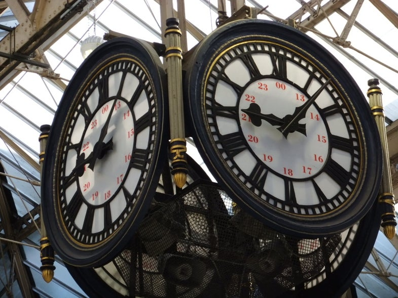 You Get A Whole Extra Leap Second Today–Here's Why