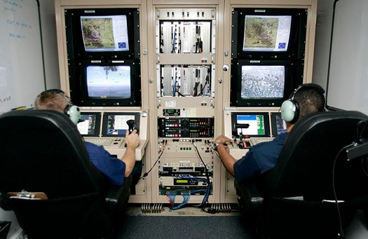 Can Technology Save the Military From a Data Deluge?