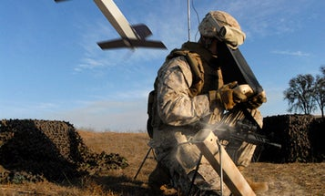 The U.S. Army Is Ordering Weaponized, Soldier-Launched Kamikaze Suicide Drones