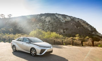 Driving The 2016 Toyota Mirai Is Remarkably Unremarkable (And That's A Good Thing)