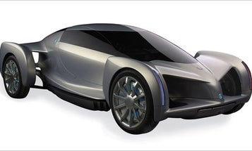 Inspiration: The Future on Four Wheels (More or Less)