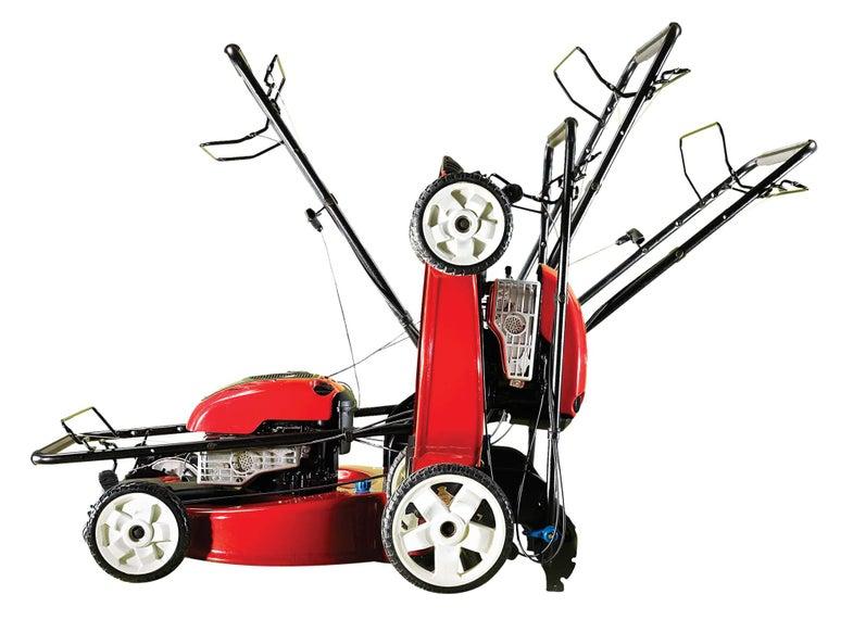 Toro Recycler with SmartStow