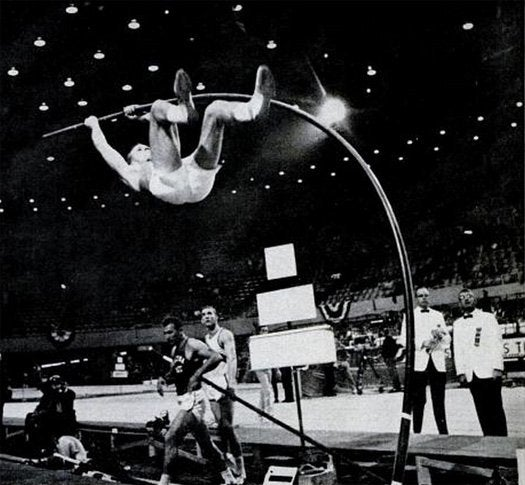 Archive Gallery: The Secrets of Olympic Athletes