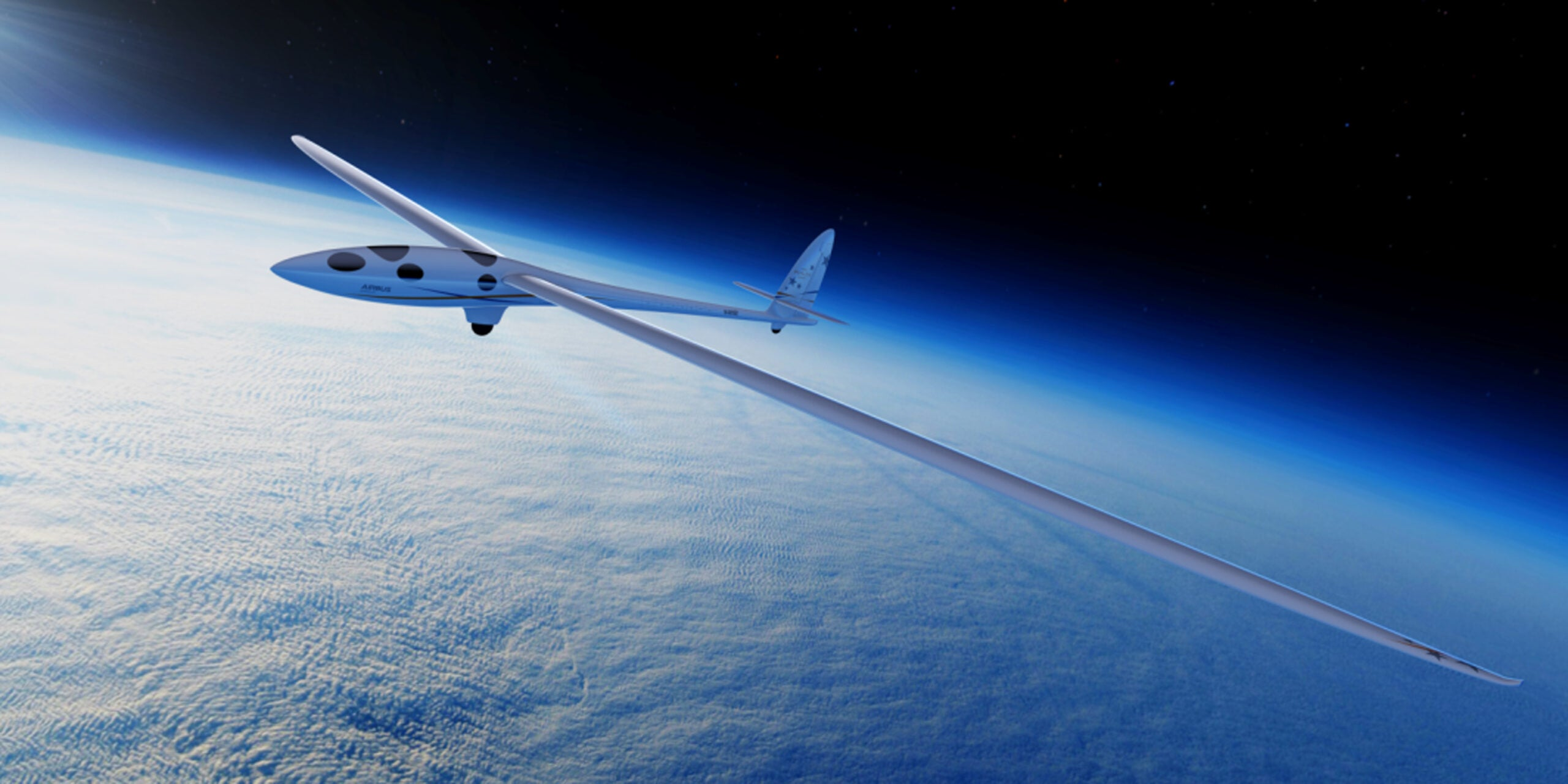 This Glider Will Study Weather At The Edge Of Space