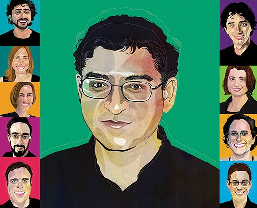 The Brilliant Ten: Prabal Dutta Powers The Internet Of Things