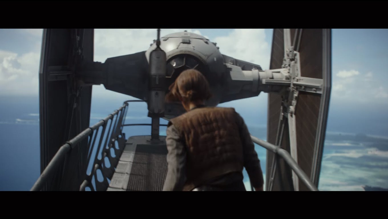 New 'Rogue One: A Star Wars Story' Trailer Showcases An Uneasy Alliance