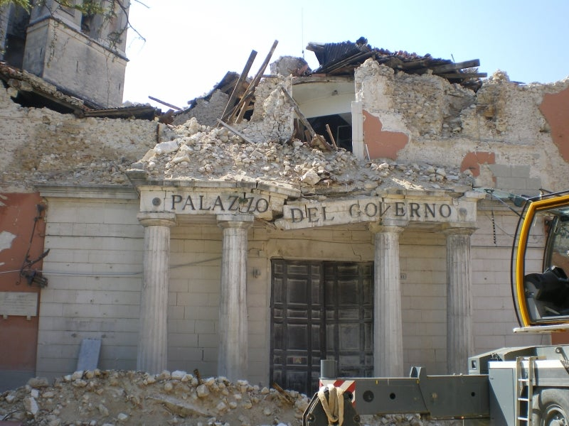 Top Italian Scientists Who Failed to Predict 2009 Earthquake Now Face Manslaughter Charges
