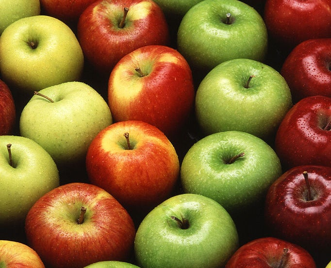 Your Autumn Guide To Apples [Infographic]