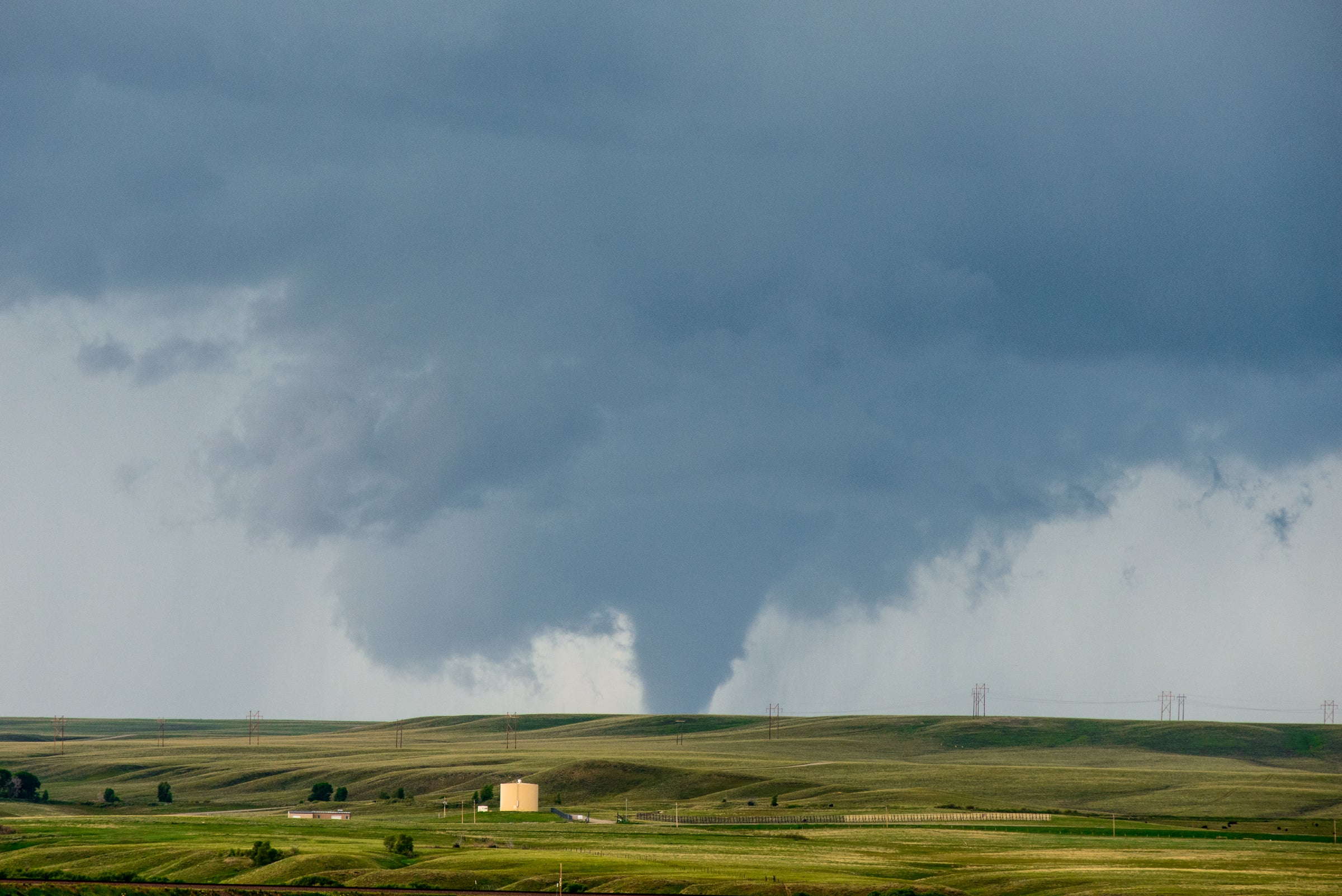 Tornado outbreaks in the United States are on the rise
