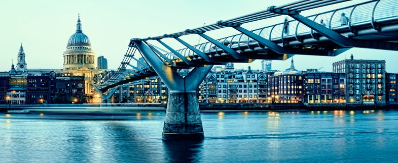 We'd rather that bridges never wobbled—but here's why they do