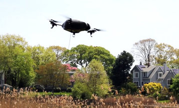 The Week In Drones: Walking Dogs, Watching Sea Life, And More
