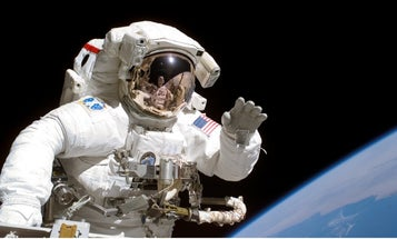 The Worst Part of Going to Space? Your Fingernails Come Off