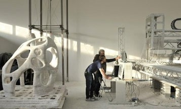 Six Dream Projects of the 3-D Printing Pioneers