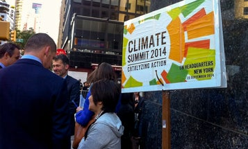 Live-Blogging The United Nations Climate Summit