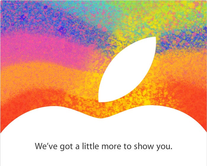 Apple To Announce iPad Mini On October 23rd, Probably