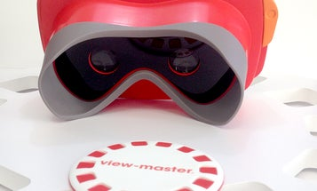 Mattel And Google Turning View-Master Into Virtual Reality Headset
