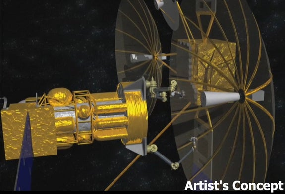 Orbiting Robot Will Gather Space Junk and Turn It Into New Satellites