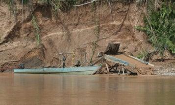 Peru Declares State Of Emergency Over Mercury Poisonings